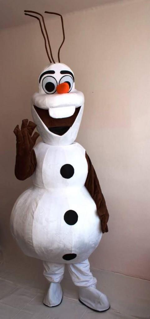Olaf z Frozen