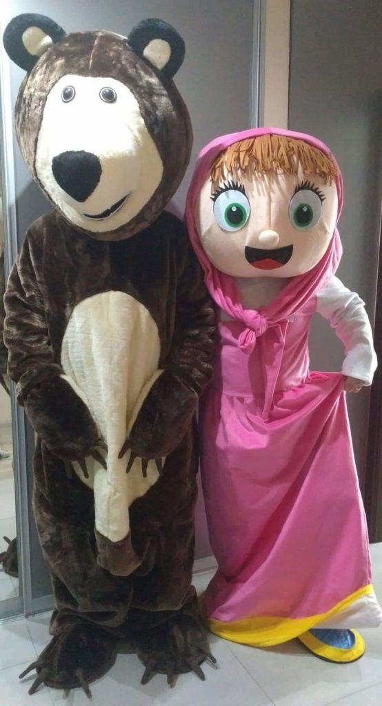 Máša a medveď 2