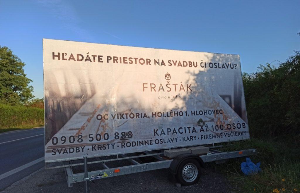 Eurobillboard Svadba